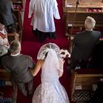 Wedding Photography - Brides entrance