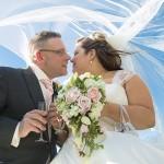 Wedding Photography - Veil Shots